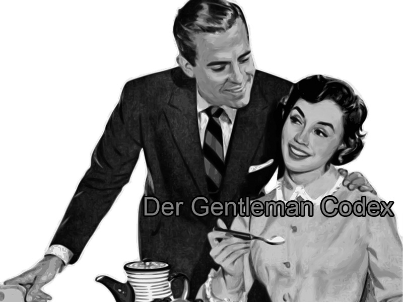 Der Gentleman Codex - Vitaminerfolg