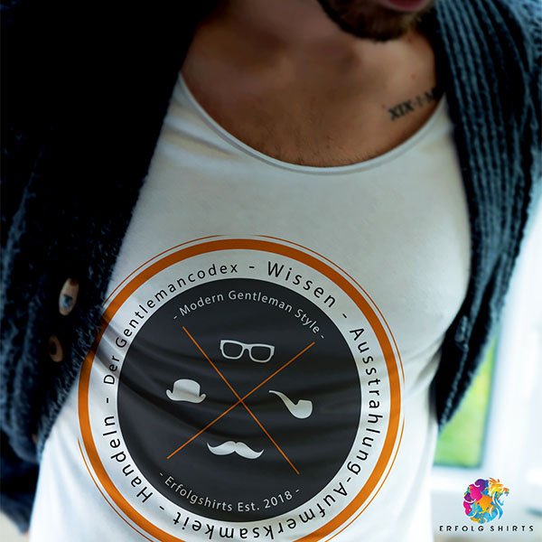 Gentleman Codex T-Shirt