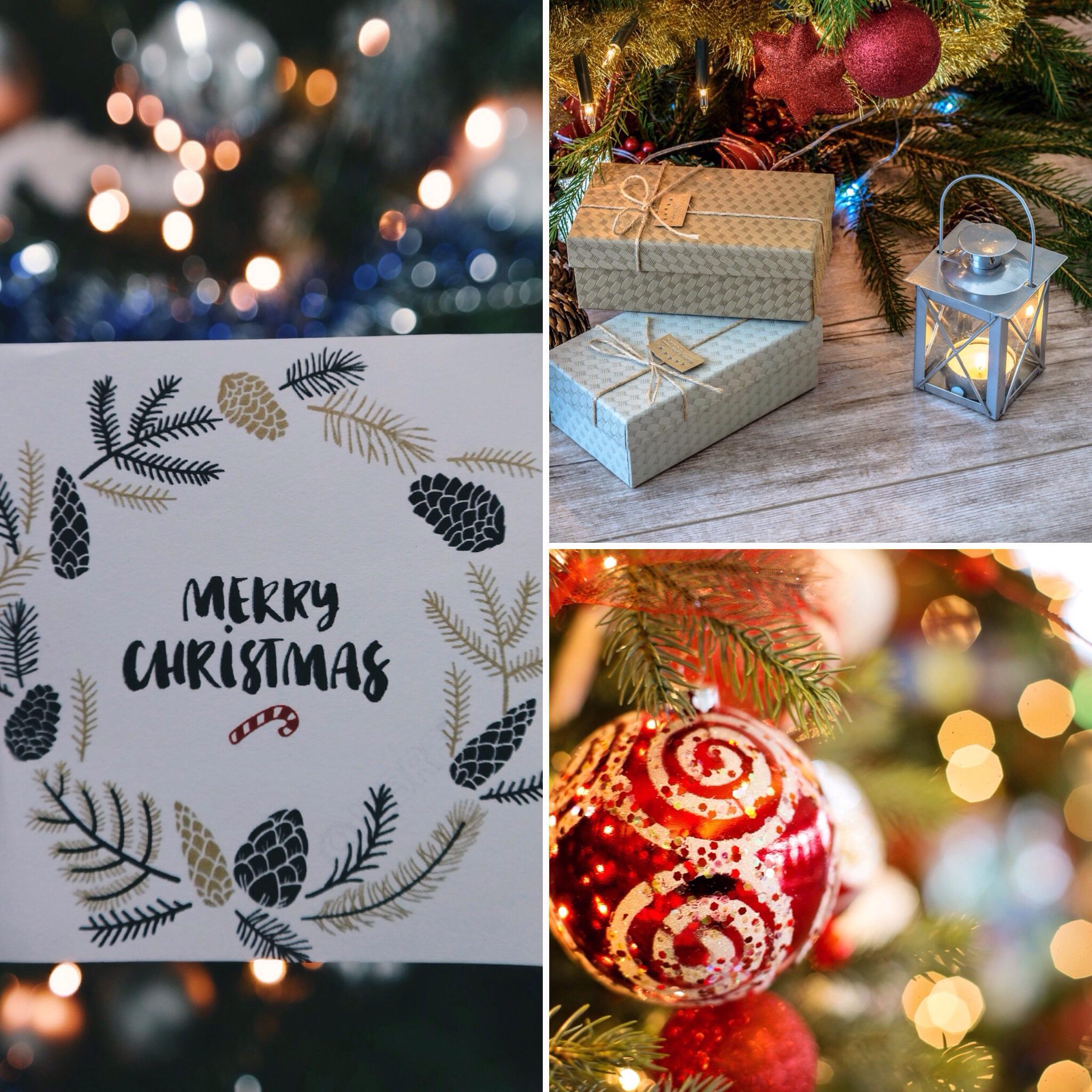 Ein frohes Weihnachtsfest!