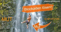 Komfortzone (Blockaden lösen) - Benedikt Ahlfeld - Entscheidungsmacher!