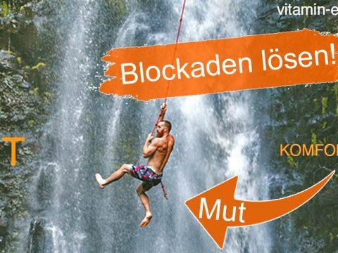 Komfortzone Blockaden lösen - Benedikt Ahlfeld