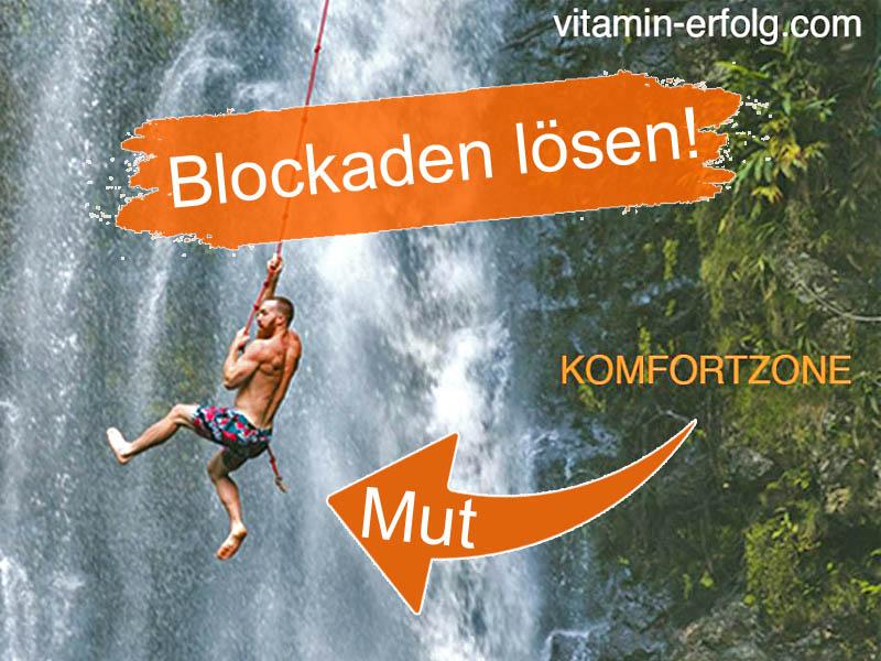 Blockaden lösen - Benedikt Ahlfeld
