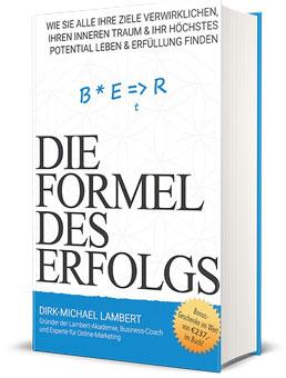 Formel des Erfolgs - Dirk Micheal Lambert
