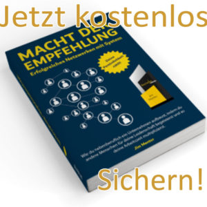 Network Marketing Buchempfehlung - Jim Menter