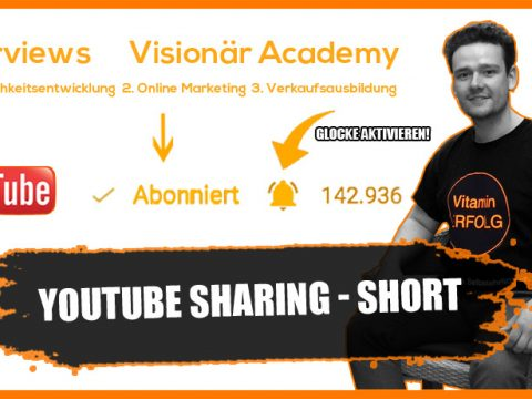 Youtube Sharing vitaminerfolg erklärung