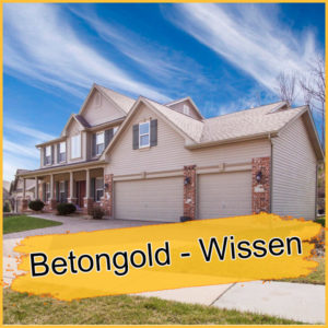 Immobilien - Betongold