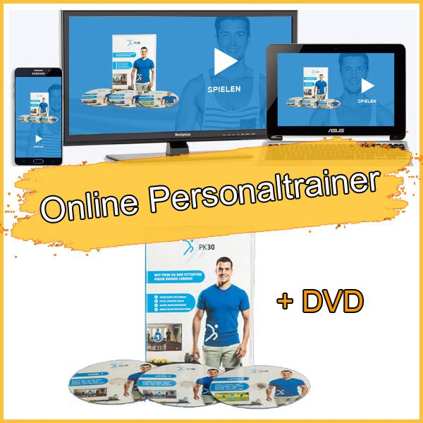 Online Personaltrainer - Erfolgsshop vitaminerfolg