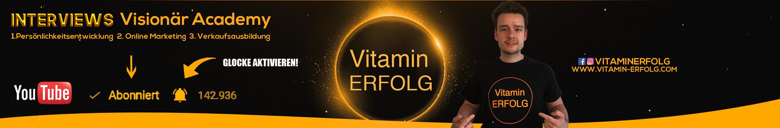 Vitaminerfolg Banner