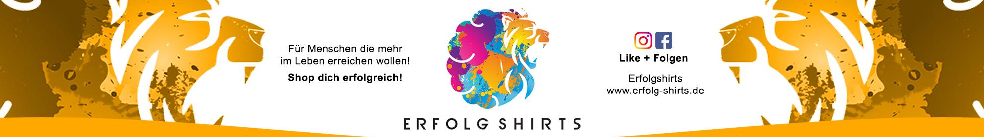 Erfolg-shirts.de Banner