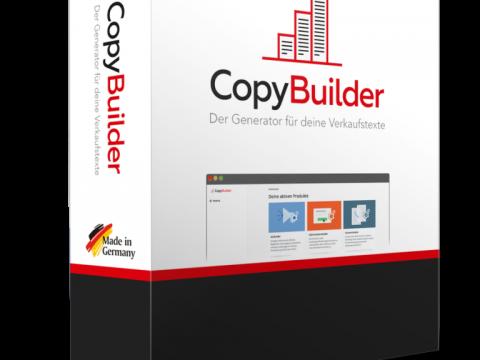 CopyBuilder Webinar anmelden
