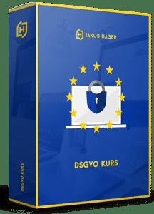 DSGVO Kurs Jakob Hager