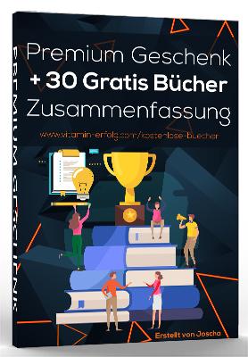 30 Bücher Mookup vitaminerfolg für Downloadseitee