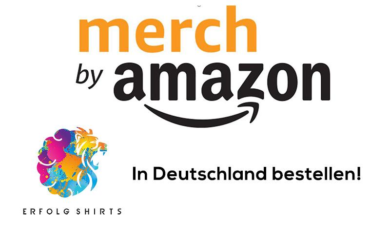 Erfolgshirts auf Amazon bestellen