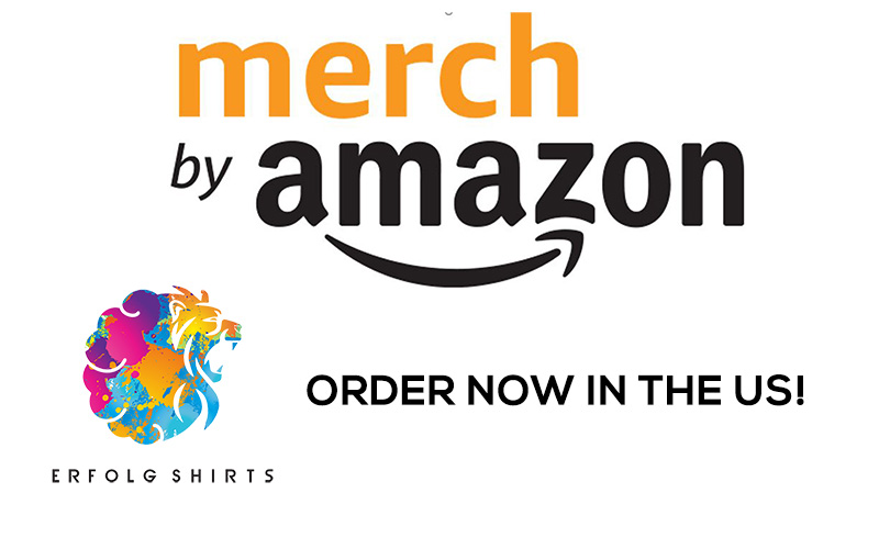 Erfolgshirts merch by amazon usa