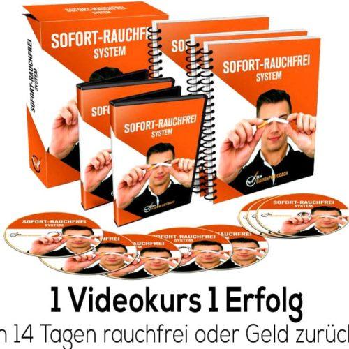 Sofort Rauchfrei System Videokurs