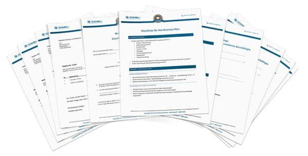 zusatzinhalte Checklisten Gründer.de
