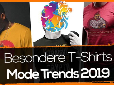 Mode Trends 2019 Erfolgshirts