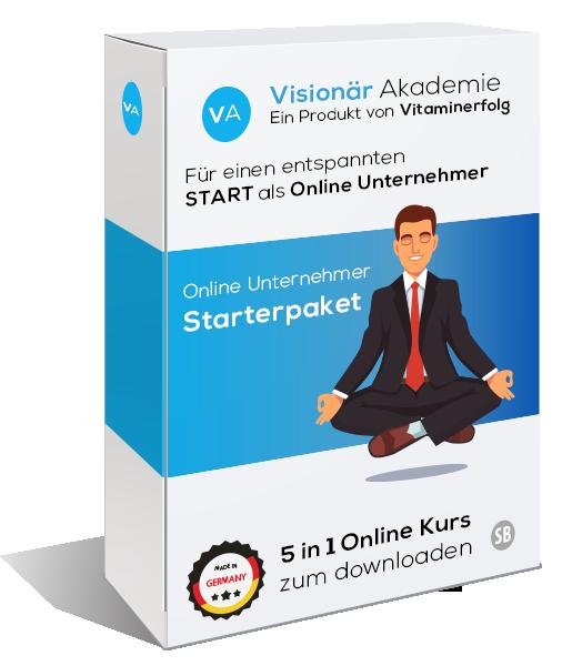 Online Unternehmer Starterpaket