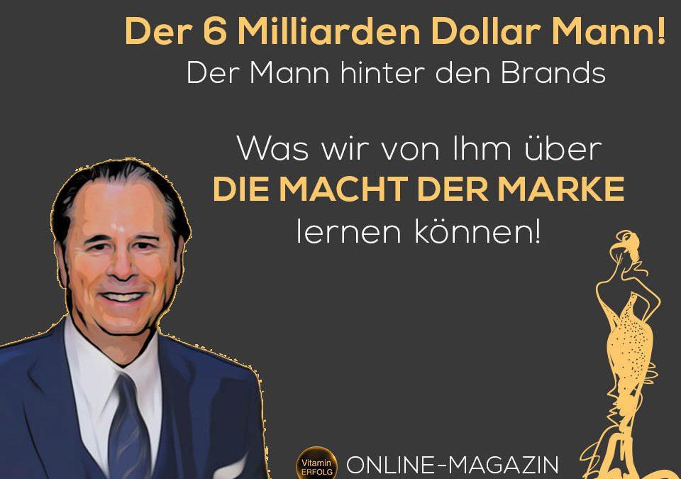 Bernt Ullmann 6 Milliarden Dollar Mann