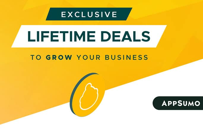 Appsumo Lifetime deals Deutsch