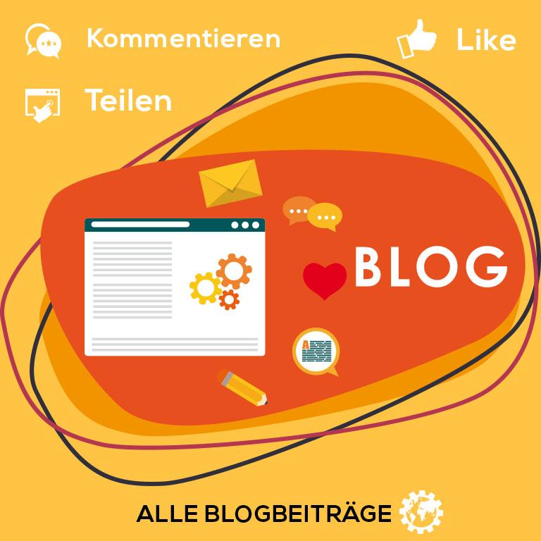Blogbeiträge Hauptseite vitaminerfolg