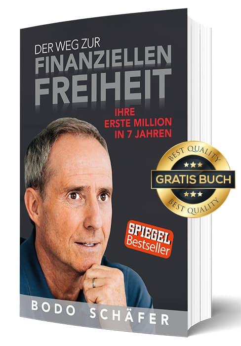 Bodo Schäfer Der Weg Zur Finanziellen Freiheit Kostenlos bestellen