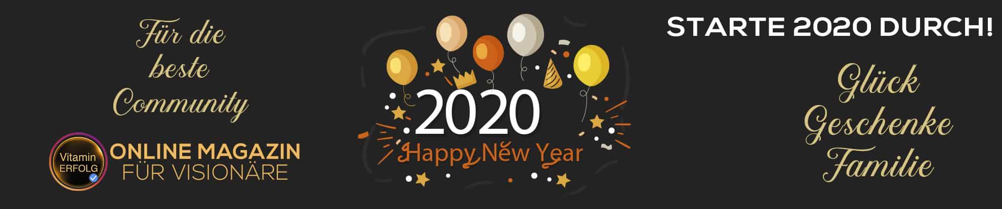 Ziele erreichen 2020