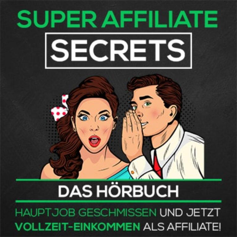 ▷ Hörprobe Super-Affiliate Hörkurs 🥇 www.startuprakete.de/super-affiliate-hoerkurs ✓